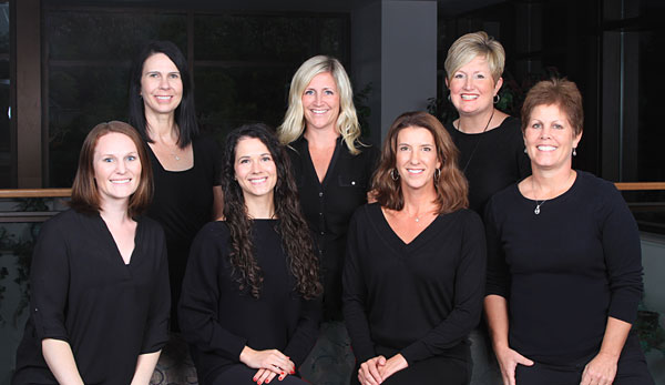 The OB/GYN Associates team