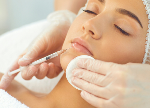 Cosmetic Injectables: Dermal Fillers & Botox